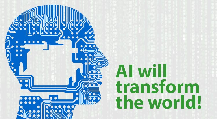 Impact of AI and ML on world